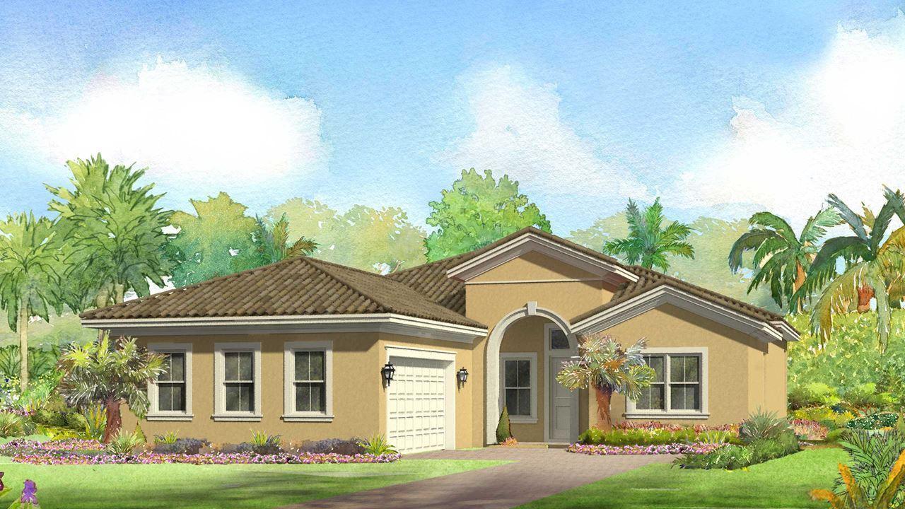 Single Familie für Verkauf beim Pga Village Verano - Dulce 17127 Sw Ambrose Way Port St. Lucie, Florida 34986 United States