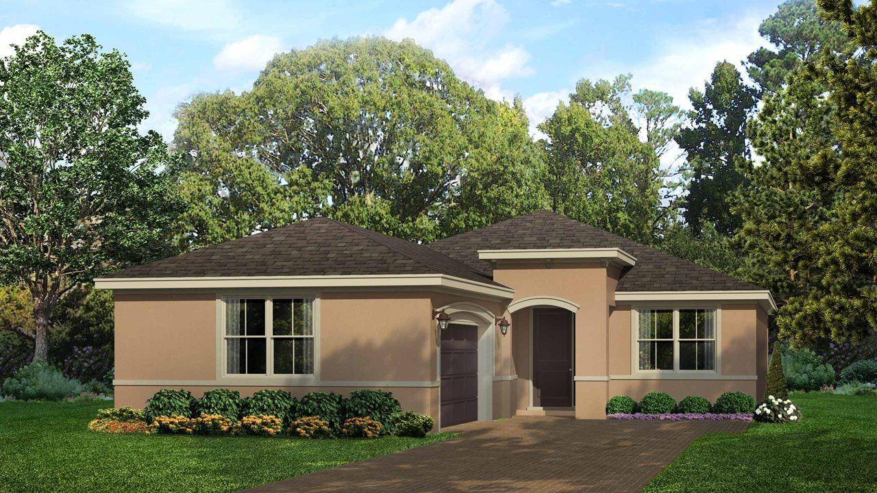 Aster victoria hills in deland for New home builders victoria