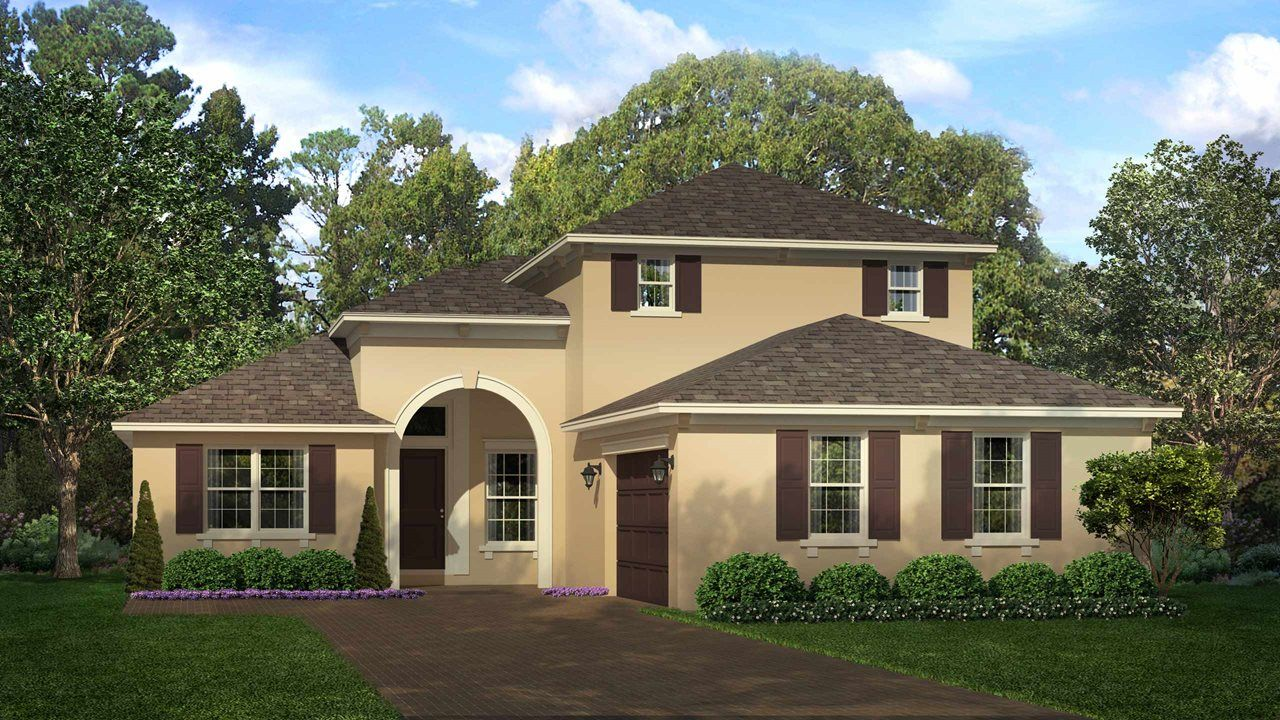 Single Family for Sale at Victoria Hills - Spruce With Bonus 117 Old Moss Circle Deland, Florida 32724 United States