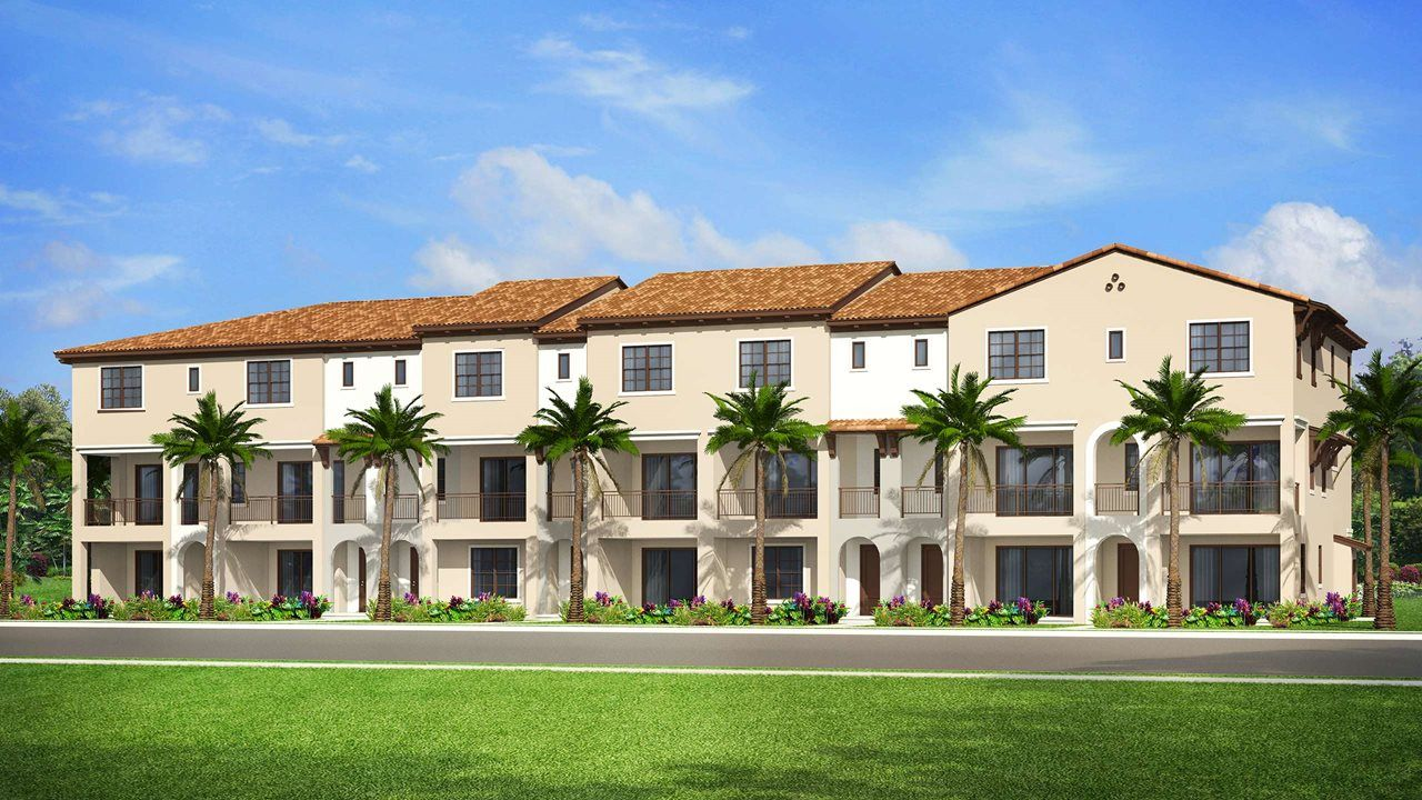 Kolter homes alton town b end 1384318 palm beach New homes in palm beach gardens