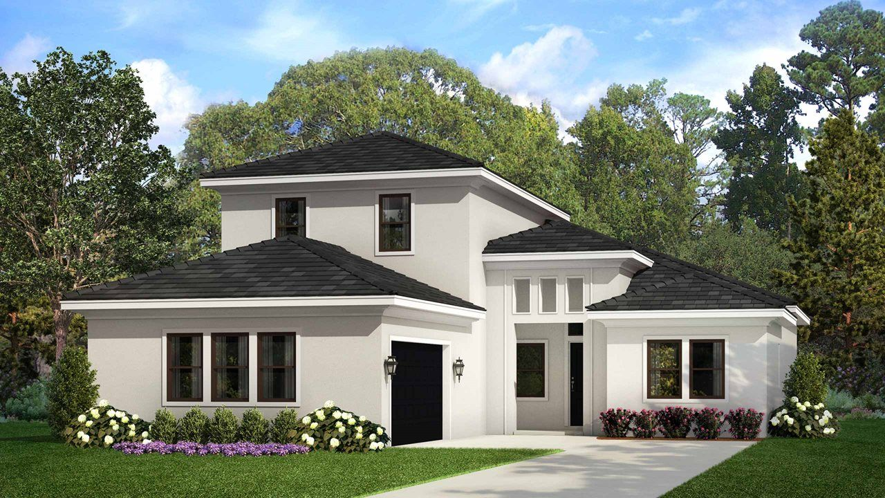 Single Family for Sale at Artistry Sarasota - Monet Ii 8900 Bernini Place Sarasota, Florida 34240 United States