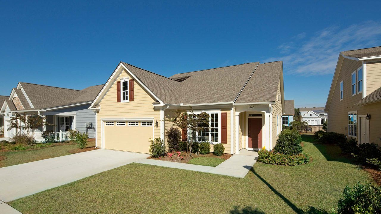 Kolter homes cresswind myrtle beach dogwood 1168542 for Dogwood homes