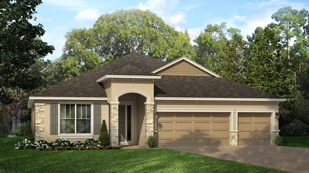Kolter homes victoria hills hickory 1348482 deland fl for Home builders victoria