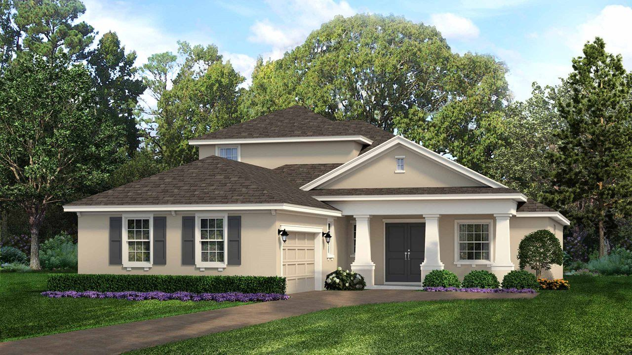 Single Family for Sale at Cresswind At Victoria Gardens - Beech With Bonus 117 Old Moss Circle Deland, Florida 32724 United States
