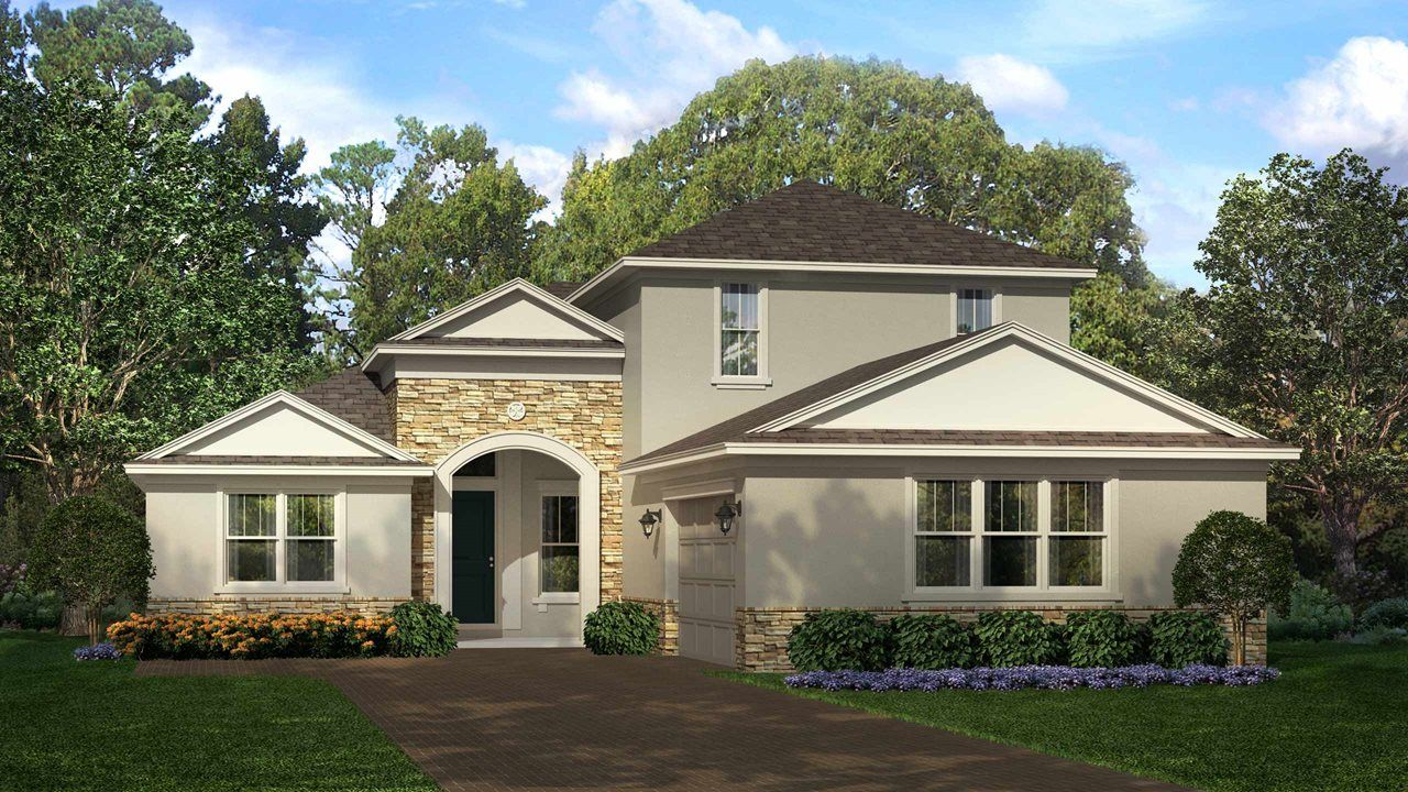 Single Family for Sale at Cresswind At Victoria Gardens - Spruce With Bonus 117 Old Moss Circle Deland, Florida 32724 United States