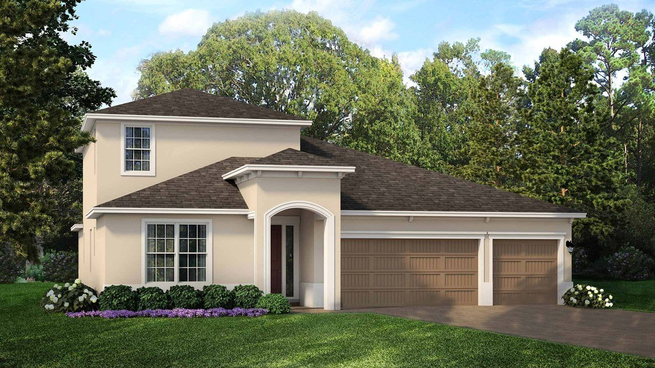 Single Family for Sale at Victoria Hills - Hickory With Bonus 117 Old Moss Circle Deland, Florida 32724 United States