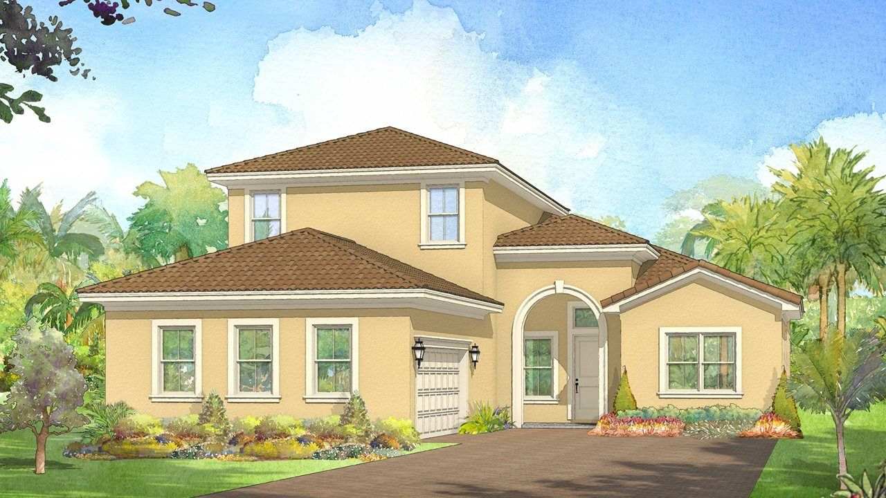 Single Family for Active at Pga Village Verano - Dulce With Bonus 17127 Sw Ambrose Way Port St. Lucie, Florida 34986 United States