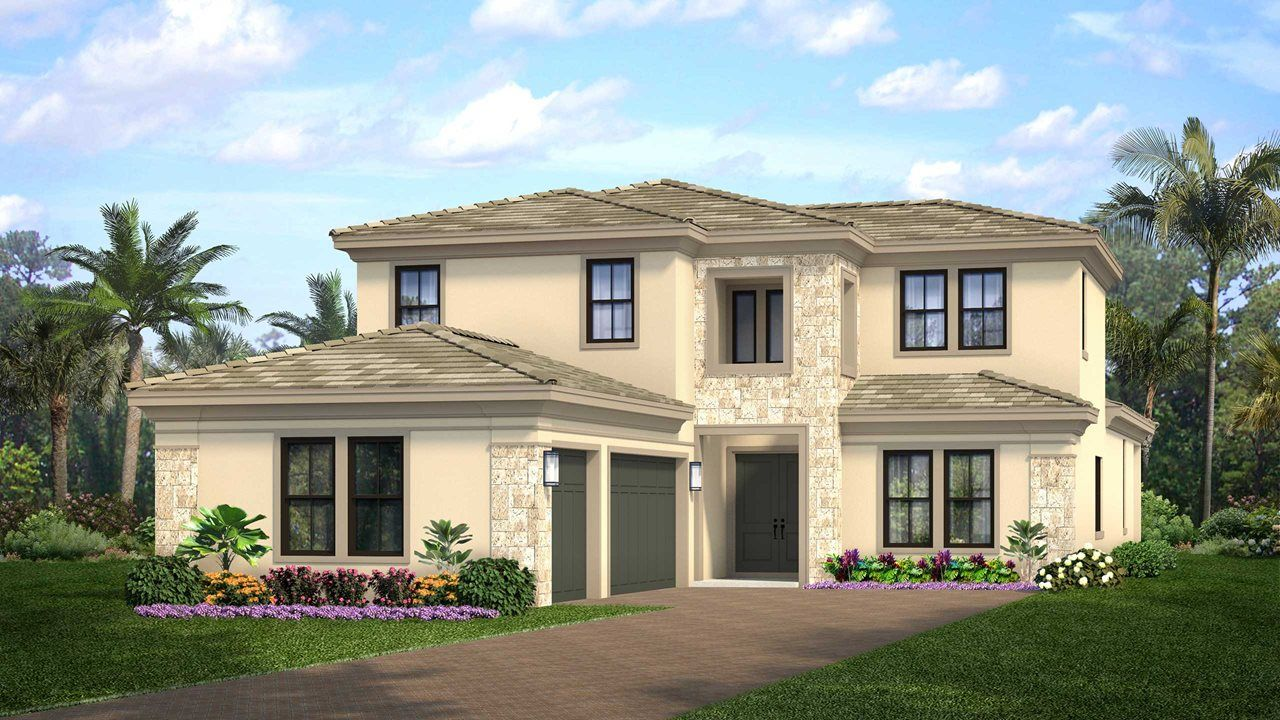 Single Family for Active at Artistry Palm Beach - Residence 2 5513 Renoir Place Palm Beach Gardens, Florida 33418 United States