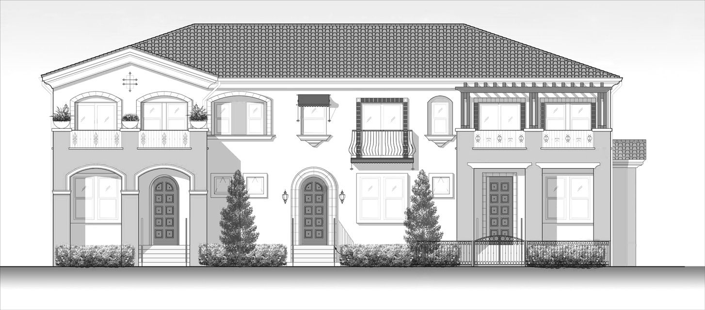 Multi Family for Sale at The Palms At Phillips Ranch - Floor Plan 9 Spyglass Ave Pomona, California 91766 United States