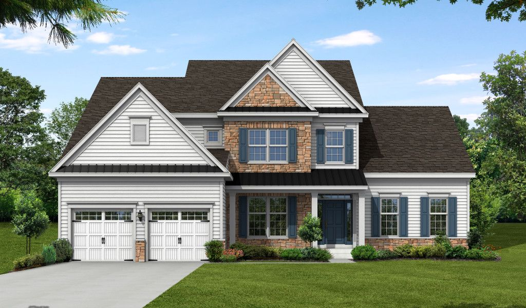 Single Family for Sale at Windstone - The Laurel At Windstone 16705 Flatstone Circle Milton, Delaware 19968 United States