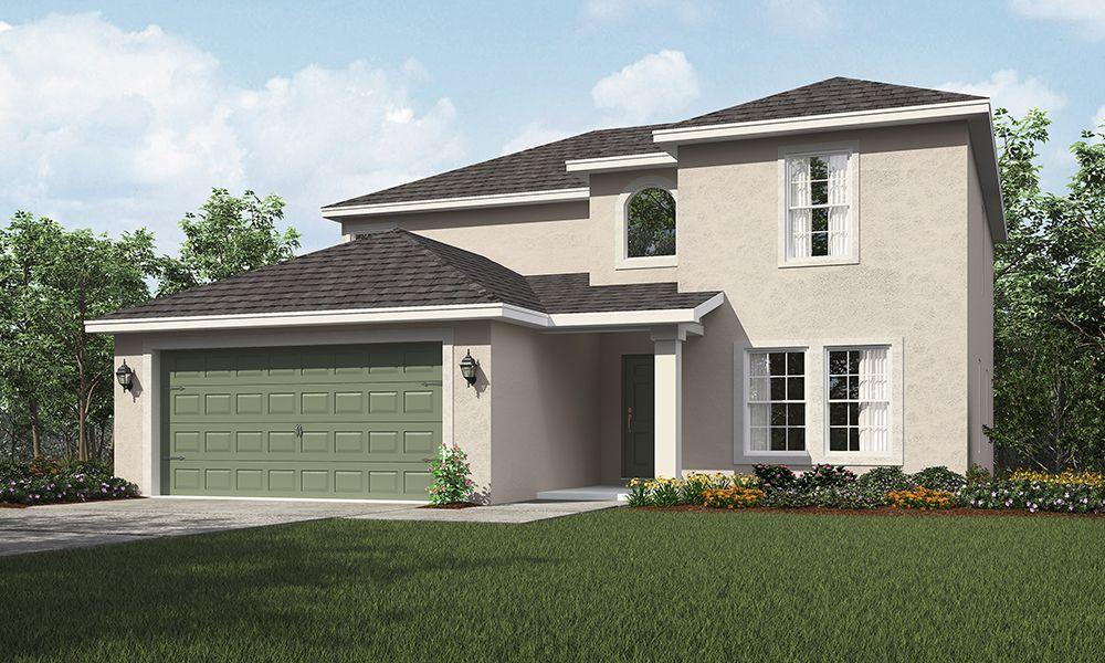 Single Family for Sale at Groves At Baytree - Useppa 4574 Barbuda Drive Tavares, Florida 32778 United States