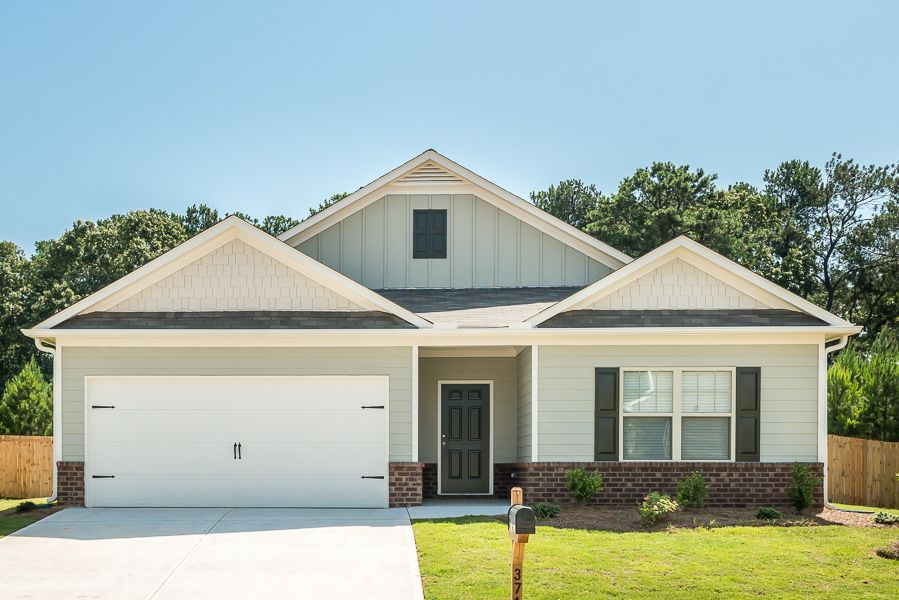 Lgi homes sutherland burton 1085045 winder ga new Sutherland home