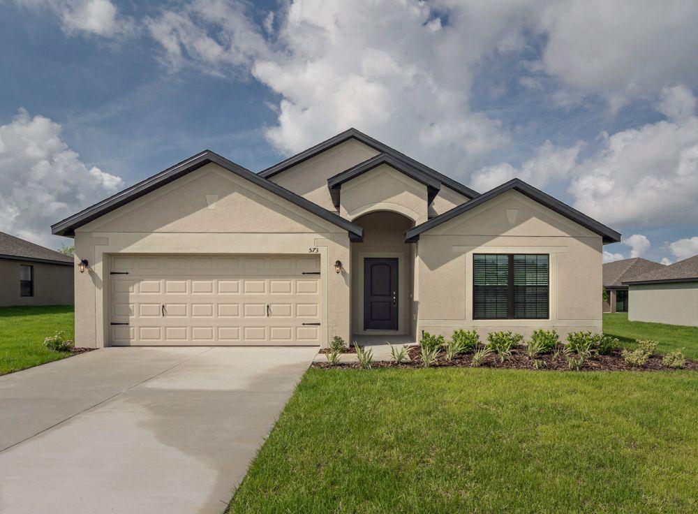 Single Family for Sale at Groves At Baytree - Captiva 4574 Barbuda Drive Tavares, Florida 32778 United States