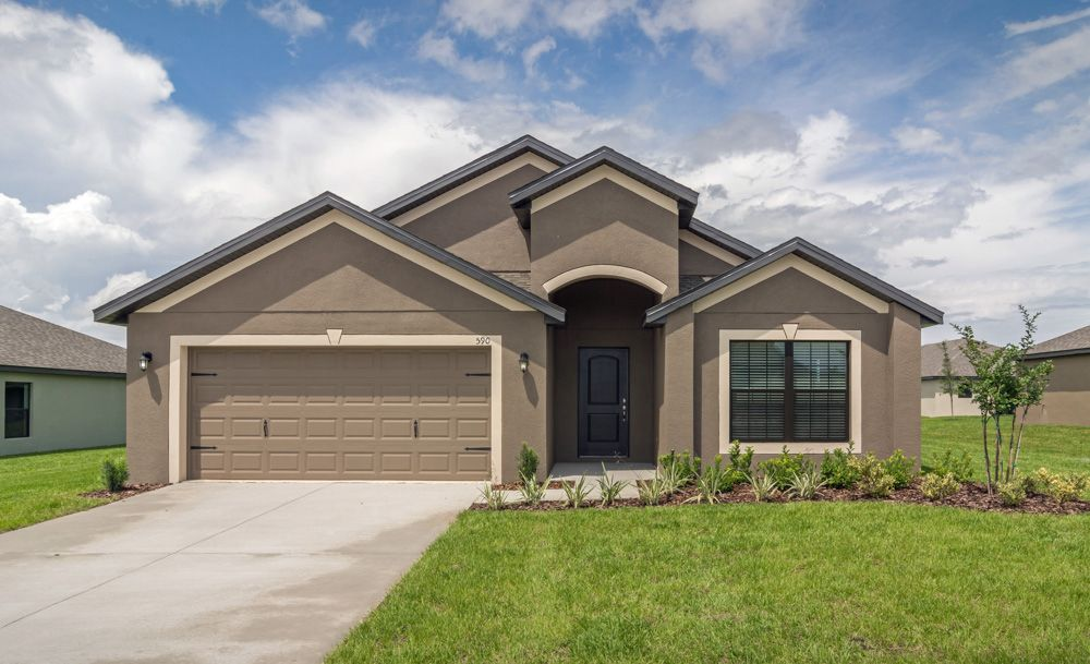 Single Family for Sale at Groves At Baytree - Estero Ii 4574 Barbuda Drive Tavares, Florida 32778 United States