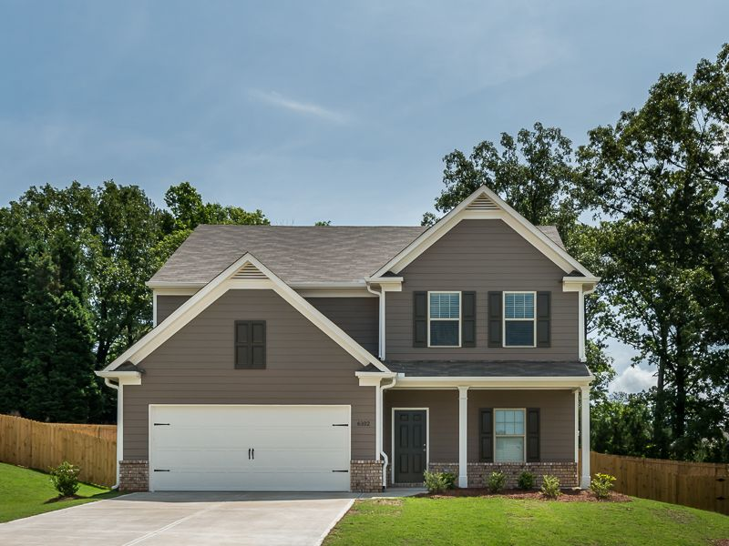 Single Family for Sale at The Seasons At Pendergrass - Chatuge 420 Fall Court Pendergrass, Georgia 30567 United States
