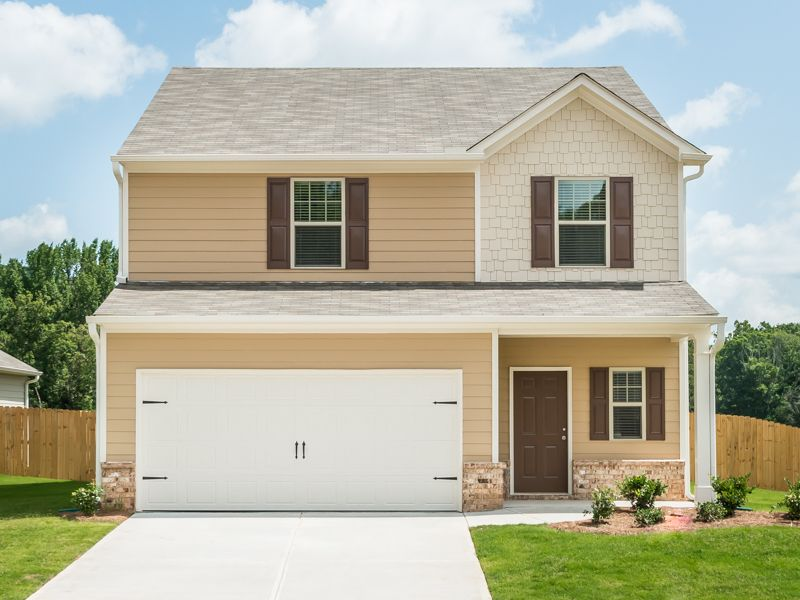 Single Family for Sale at The Seasons At Pendergrass - Harding 420 Fall Court Pendergrass, Georgia 30567 United States