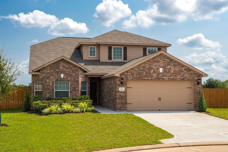 Single Family for Sale at Summit Hill - Cypress 1303 James Street Howe, Texas 75459 United States