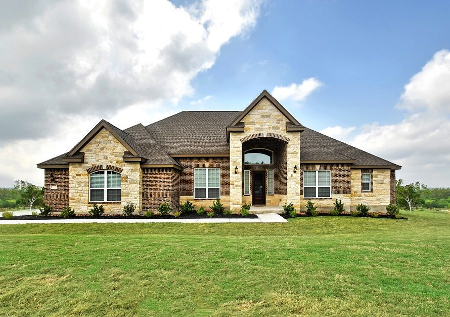 Single Family for Sale at The Woodlands - Timberline 107 Spanish Oak Drive Krugerville, Texas 76227 United States