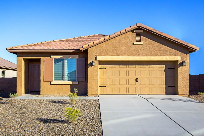 vista new homes in buckeye az by lgi homes