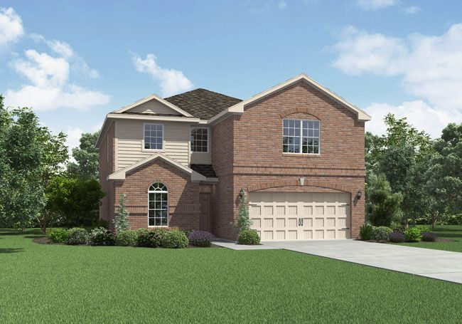 Single Family for Sale at North Pointe Crossing - Driftwood 1303 James Street Howe, Texas 75459 United States