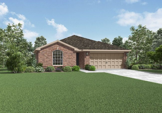 Single Family for Sale at North Pointe Crossing - Sabine 1303 James Street Howe, Texas 75459 United States