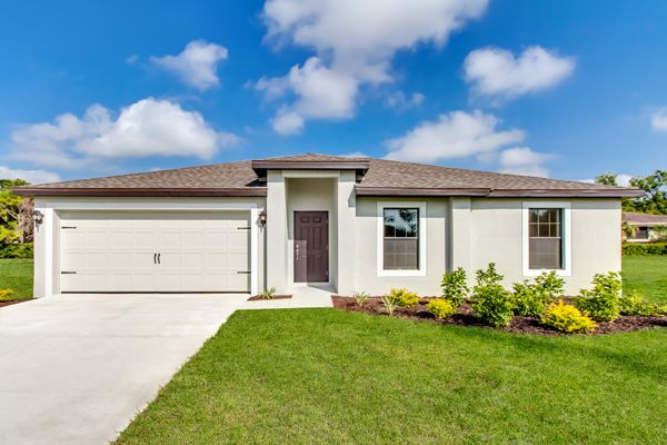 Single Family for Sale at Shadow Lakes - Vero 748 Evening Shade Ln. Lehigh Acres, Florida 33974 United States