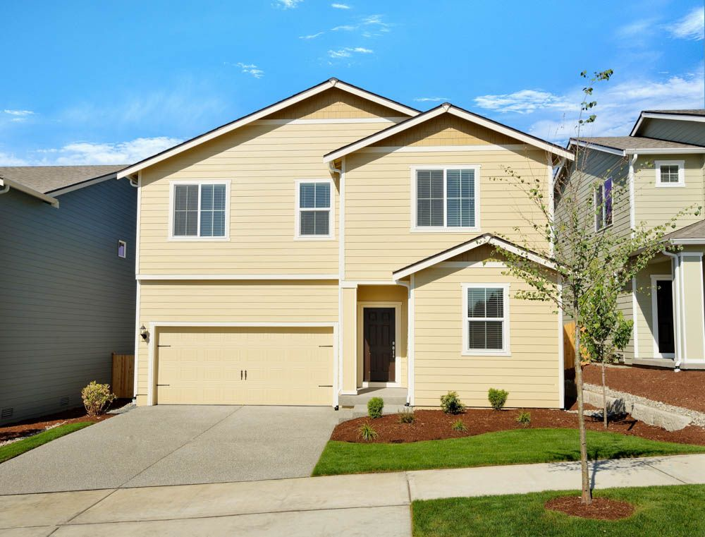 Single Family for Sale at Gregory Park - Mill 9028 168th St Ne Arlington, Washington 98223 United States