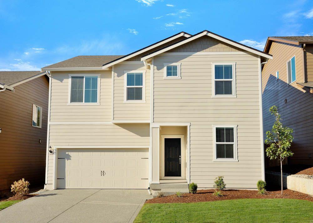 Single Family for Sale at Gregory Park - Palix 9028 168th St Ne Arlington, Washington 98223 United States