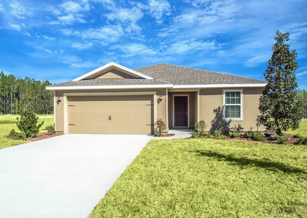 Single Family for Sale at Cypress Pointe - Fairview 6011 Sands Pointe Drive Macclenny, Florida 32063 United States
