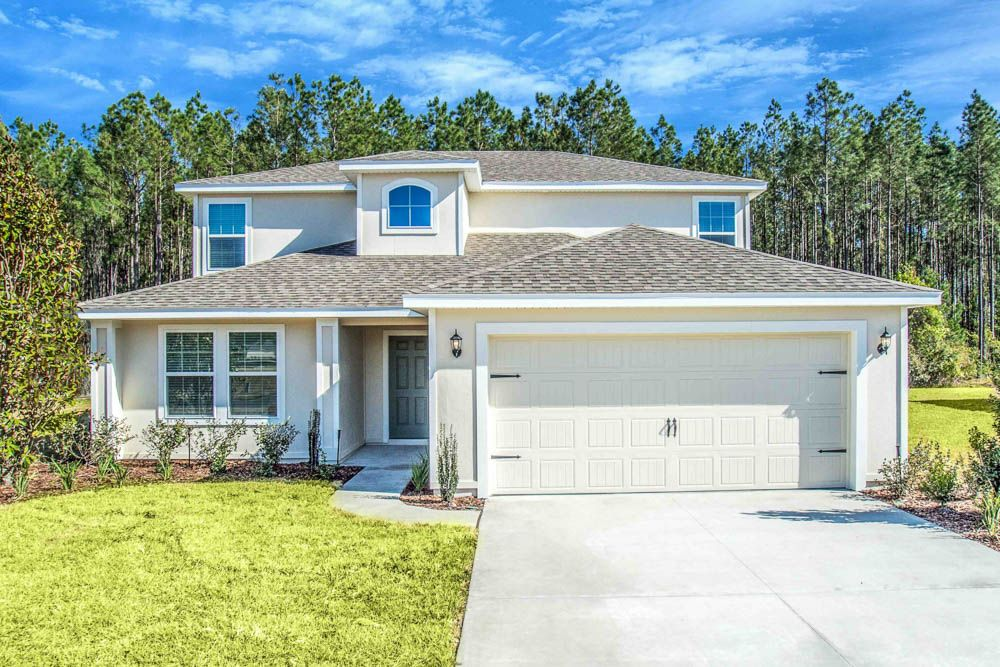 Single Family for Sale at Cypress Pointe - Four Winds 6011 Sands Pointe Drive Macclenny, Florida 32063 United States