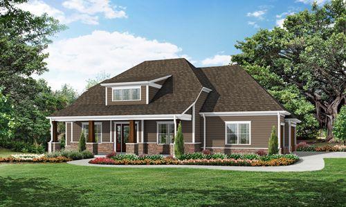 Single Family for Active at Riverchase Estates - Aaron 3037 Sherman Drive Lancaster, South Carolina 29720 United States