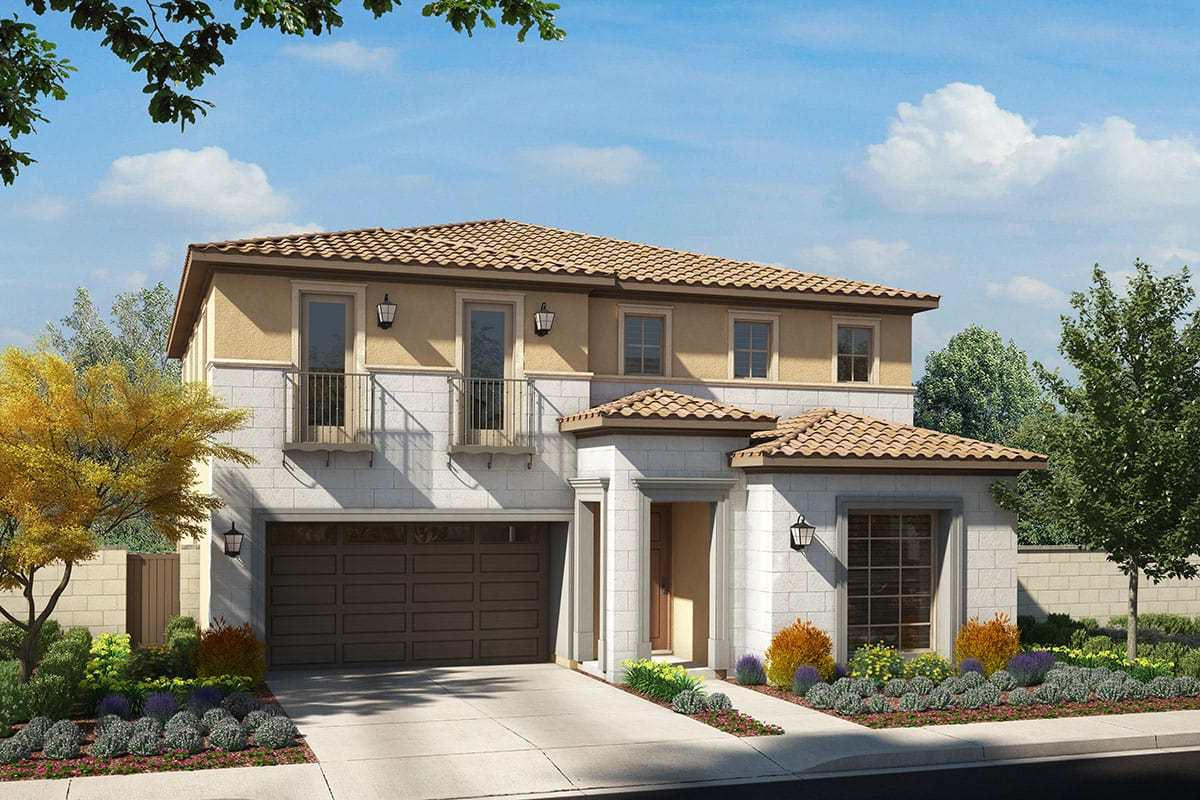 Single Family for Active at Windstone Plan 2 1130 Viejo Hills Drive Lake Forest, California 92610 United States
