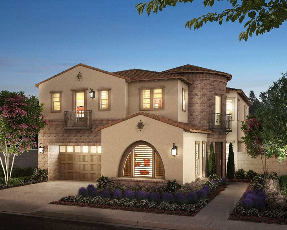 Single Family for Active at Windstone Plan 3 1170 Viejo Hills Drive Lake Forest, California 92610 United States