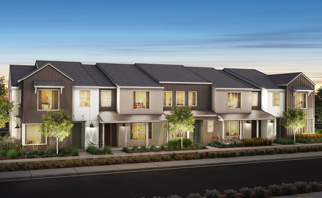 Multi Family for Active at The Westerly - Plan Six 195 Simi Village Drive Simi Valley, California 93065 United States