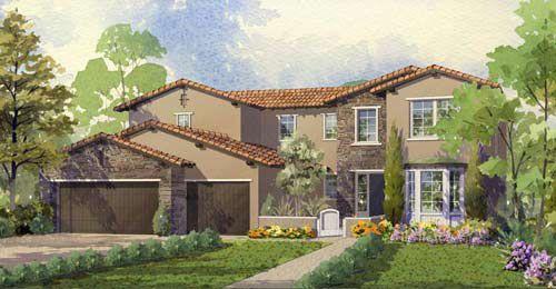 lafferty communities oakwood shores bella vista residence 1 961968 manteca ca new home