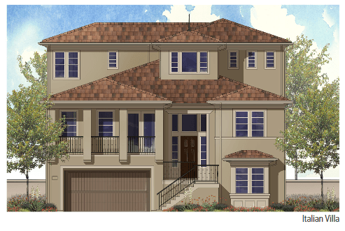 Single Family for Sale at Cottlestone - Residence 5 3810 Dove Hill Rd San Jose, California 95121 United States