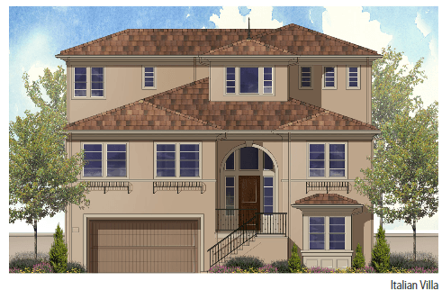 Single Family for Sale at Cottlestone - Residence 6 3810 Dove Hill Rd San Jose, California 95121 United States