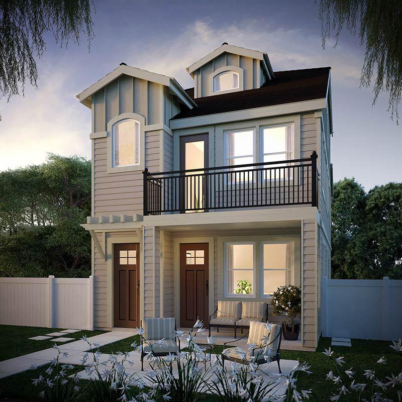 Vero - Residence B 2594 1st Street Napa, California 94558 United States