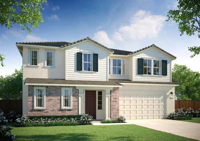 Single Family for Active at Reverie - Plan 2 4653 Proctor Rd Castro Valley, California 94546 United States