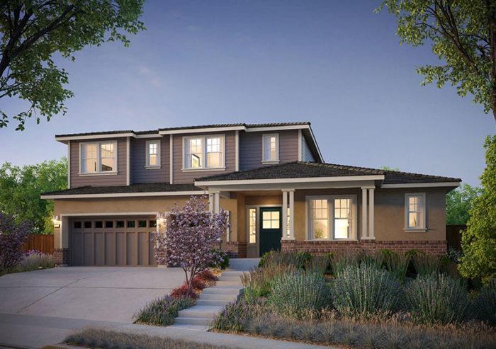 Single Family for Active at Aspect - Lot 15 690 Sunnyslope Road Petaluma, California 94952 United States
