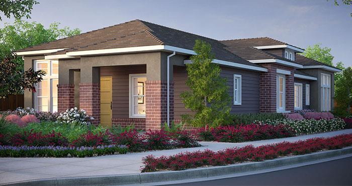 Unifamiliar por un Venta en Aspect - Lot 1 690 Sunnyslope Road Petaluma, California 94952 United States