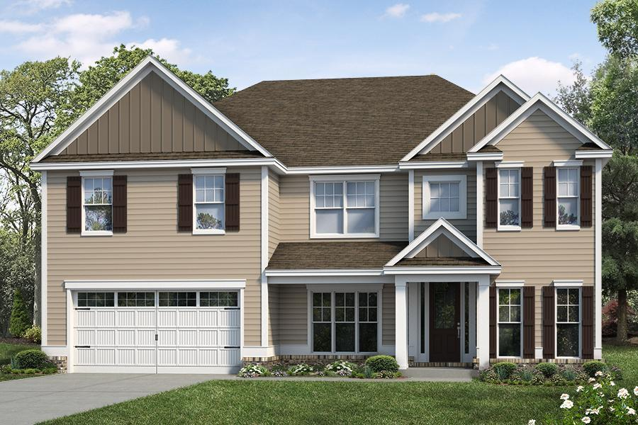Single Family for Sale at Mcallister Pointe - The Skidaway Highland Circle Richmond Hill, Georgia 31324 United States