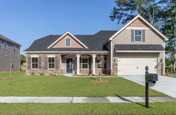 Single Family for Sale at The Grayson 416 Keiffer Drive Rincon, Georgia 31326 United States