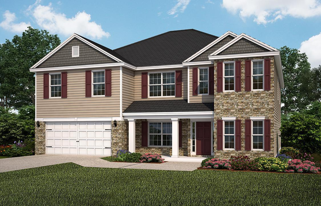 Single Family for Sale at Egret's Pass - The Gwinnett Blythe Island Dr / Egrets Pass Dr Brunswick, Georgia 31523 United States