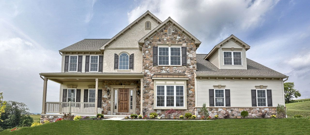 Single Family for Sale at Brookfield 98 Chateau Circle Wrightsville, Pennsylvania 17368 United States