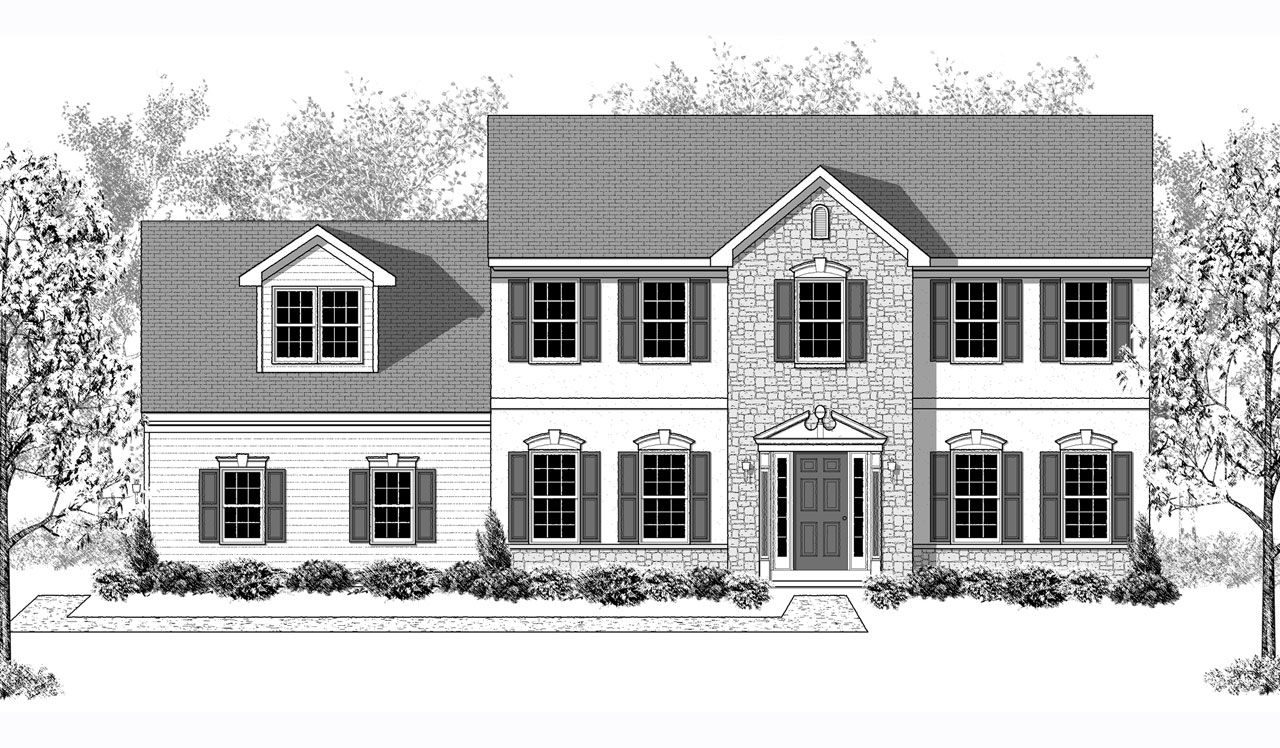Landmark homes chambers pointe oakmont 1350889 for Oakmont home builders