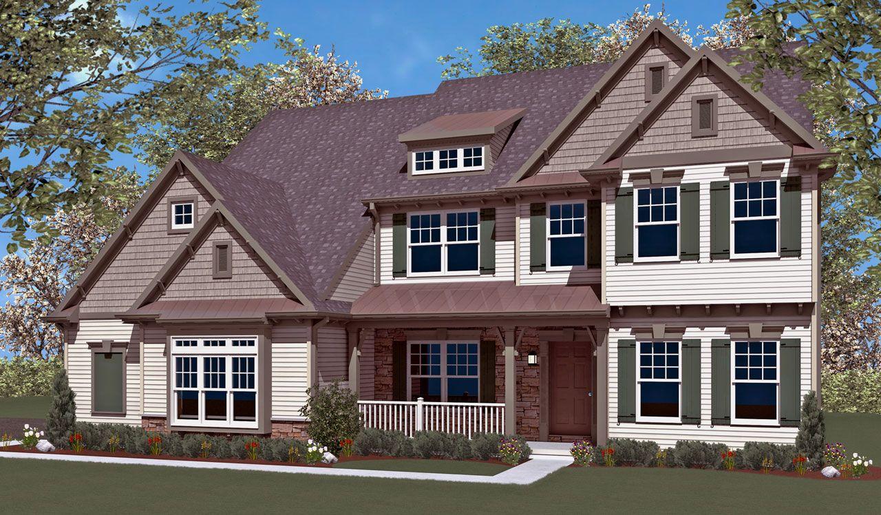 Single Family for Sale at Saddle Ridge Estates - Ellington Camelot Ln Wrightsville, Pennsylvania 17368 United States