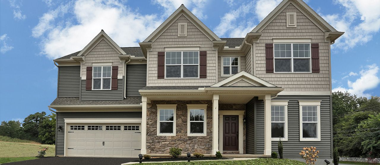 Single Family for Sale at Lawrence 11 Greystone Crossing Lebanon, Pennsylvania 17042 United States