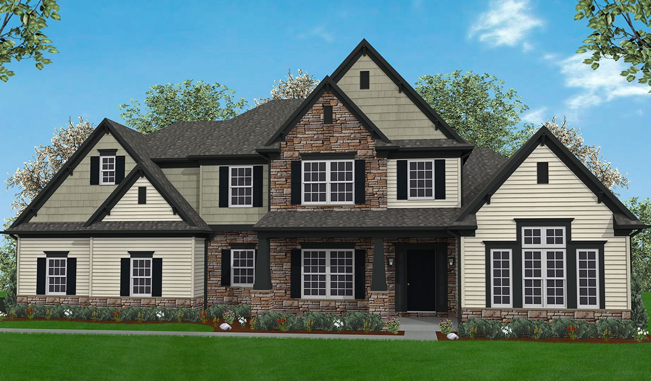 Single Family for Sale at Creekside Meadows - Kensington Creekside Drive Elizabethtown, Pennsylvania 17022 United States