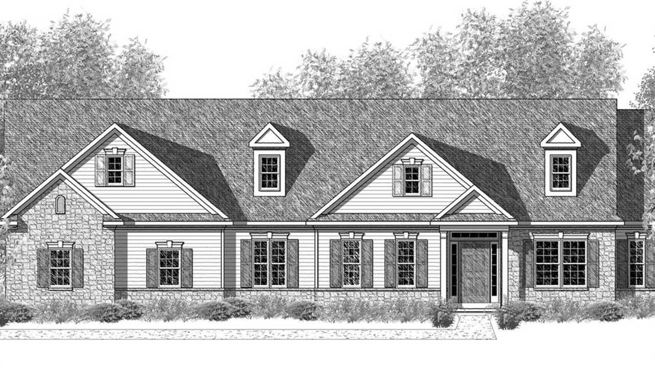 Single Family for Sale at Saddle Ridge Estates - Bridgemont Camelot Ln Wrightsville, Pennsylvania 17368 United States